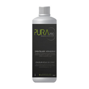 PURApro cementsluier verwijderaar